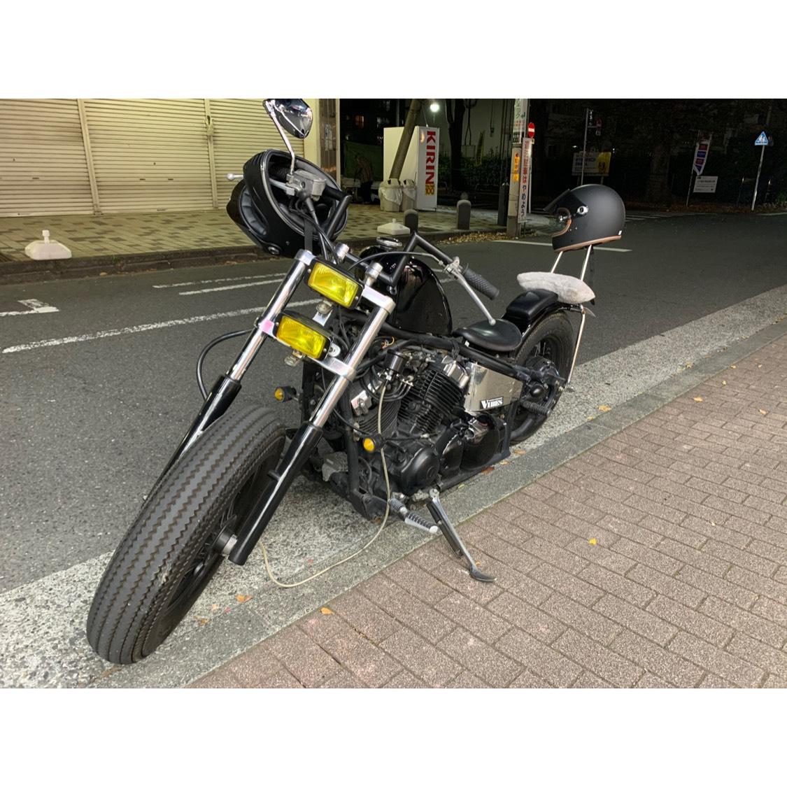 【値引可】ドラッグスター400 フルカスタム