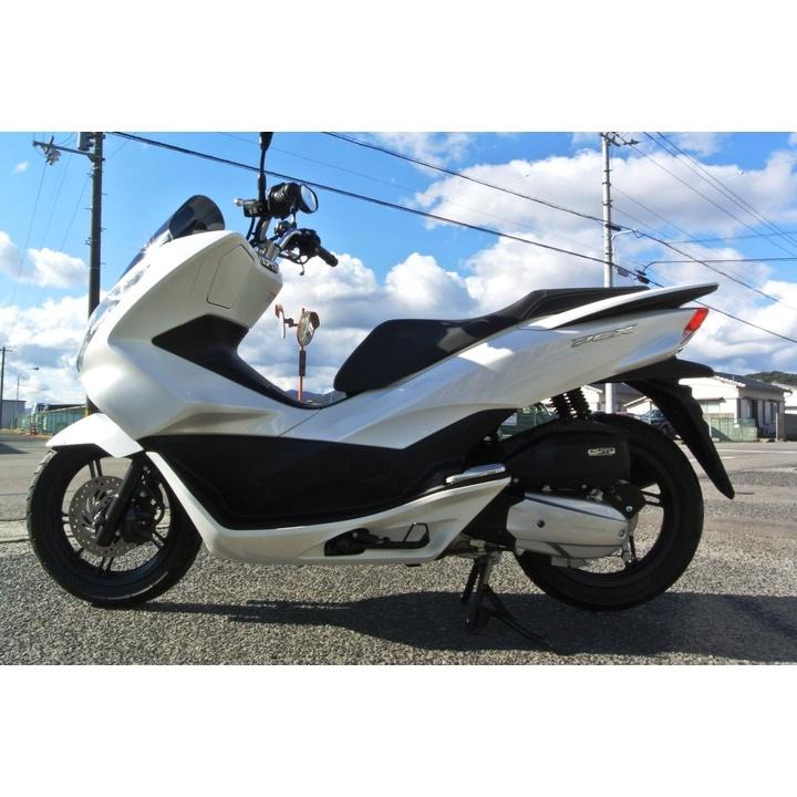 PCX (JF56) WHITE 6255KM 2017MODEL