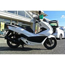 PCX (JF56) WHITE 6255KM 2017MODEL