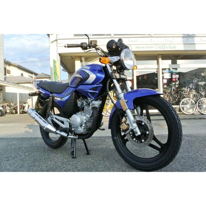 YBR125 BLUE 29777KM 2012MODEL