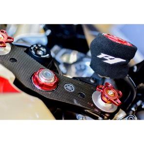 【数量限定】大幅値下げ!r1 汎用 ブレーキマスターシリンダーカバー 新品!