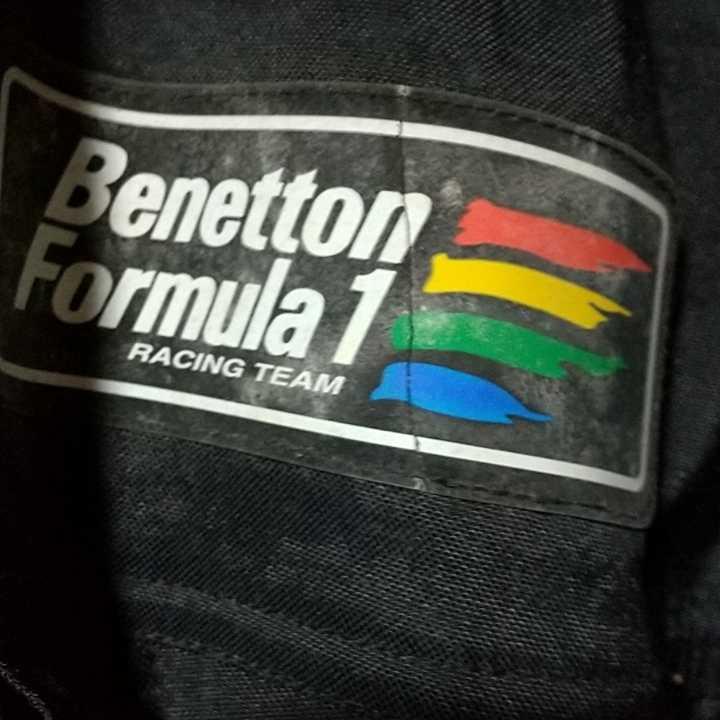 ベネトンF1防寒ジャンパー新古