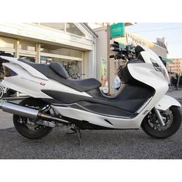 スカイウェイブ250タイプM WHITE (CJ45A) 部品取りバイク