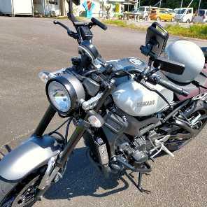 ヤマハ Xsr900(2020モデル)