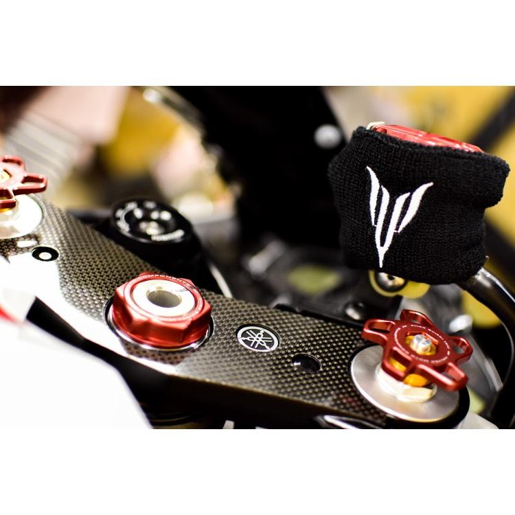 【数量限定】大幅値下げ!MT 汎用 ブレーキマスターシリンダーカバー 新品!