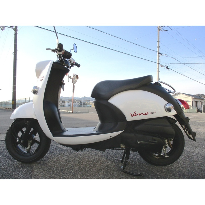 ビーノ WHITE 8258KM (SA37J) 2014MODEL
