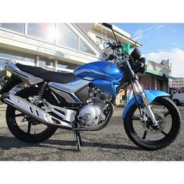 YBR125 BLUE 25593KM 2014MODEL