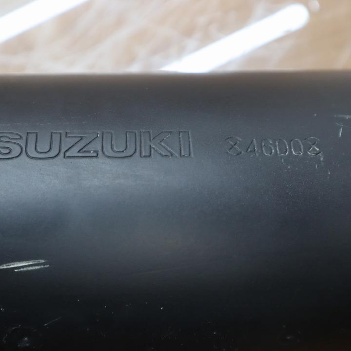 GSX400Sカタナ/刀 純正 マフラー サイレンサー右無し 46D0