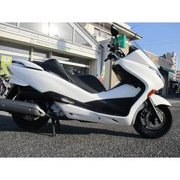 フォルツァZ  (MF10) WHITE 2012Model 13002KM