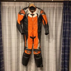 コミネ モタードレーシングスーツ Mサイズ