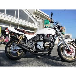 ゼファー400カイ  (ZR400C) WHITE 1998MODEL