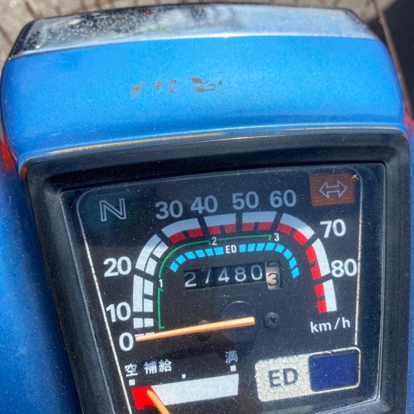スーパーカブ50スーパーDX