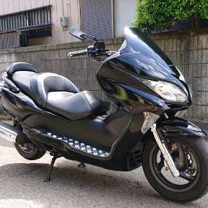 ホンダ フォルツァZ MF08