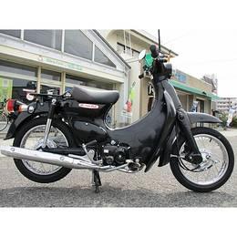 リトルカブ  BLACK (AA01) 4228KM ワンオーナー車