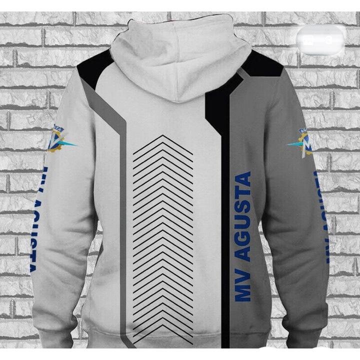 MV AGUSTA レーシングパーカー アグスタ Sサイズ
