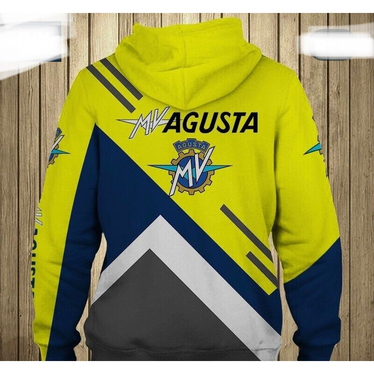 MV AGUSTA アグスタ レーシングパーカー Sサイズ