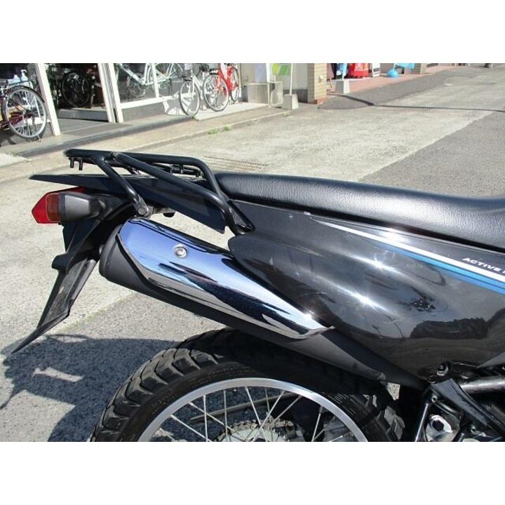 XTZ125E BLACK (KE07) 9412KM