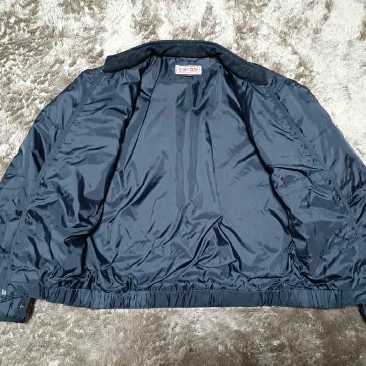 Simpson ライディングジャケット