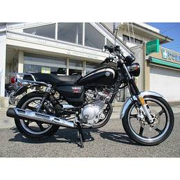YAMAHA YB125SP BLACK 5939KM