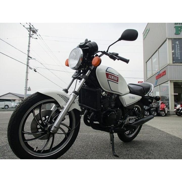 RZ250 (4L3) WHITE 1981MODEL 21128KM
