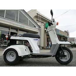 ジャイロXスタンダード  (TD02) WHITE 470KM ONE OWNER