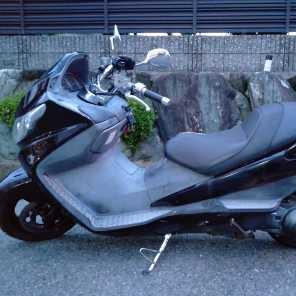 SUZUKIスカイウェイブ250cc