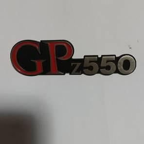 GPz550輸出仕様片側のみエンブレム新古