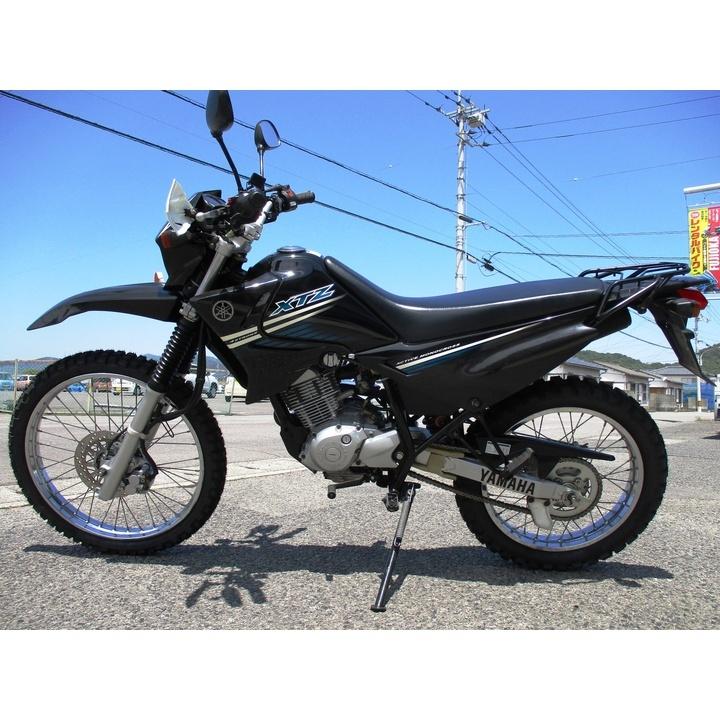 XTZ125E  BLACK (KE07) 9418KM