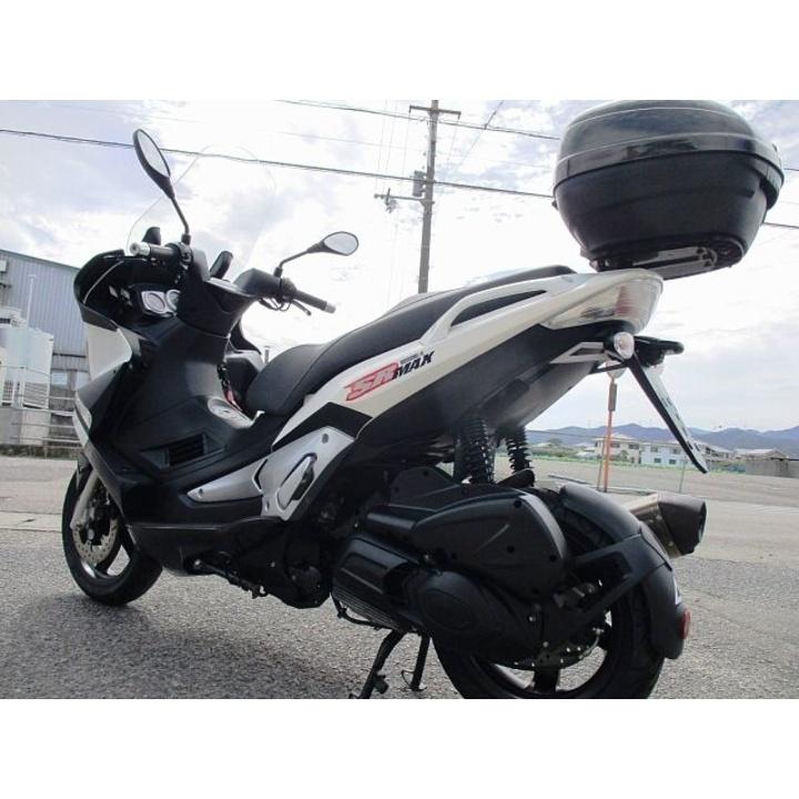 アプリリア SR MAX 125 WHITE 2015MODEL