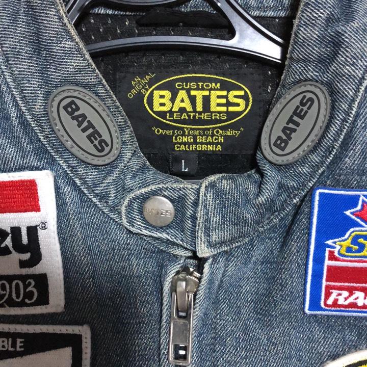 BATES SUNOCO コラボジャケット デニム レア Lサイズ