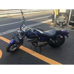 ホンダ マグナ50